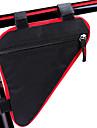 Väska till cykelramen 4.7 tum Cykelsport för Liknande storlekstelefoner Svart Blå / Svart Svart / Röd Rekreation Cykling Fastnav Cykel
