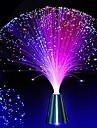 LED Fiber Optic Night Light Lamp Color Changing Decoration Light Christmas Gift 2W for Wedding Christmas Party Home Bedroom Decoration without Battery
