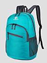 25 L Ryggsäckar Lättpackbar ryggsäck Regnsäker Ultra Lätt (UL) Snabb tork Vikbar Utomhus Camping Nylon Svart Orange Grön / Kompakt / Slitstyrka