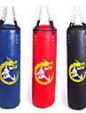Boxningssäck Heavy Bag Kit Till Taekwondo Boxing Karate Kampsport Justerbar Hållbar Tömma Styrketräning 360-graders rotation PU 1 pcs Vuxen - Svart Röd Blå