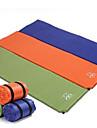 Uppblåsbar sovplatta Utomhus Camping Lättvikt Fukt Mateial som andas PVC / Vinyl 180*50*2.5 cm Camping / Vandring / Grottkrypning Picknick för 1 person Höst Sommar Orange Grön Blå