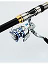 Fiskesp Telespin-spö 270 cm Telescopic Extra Tung (XH) Generellt fiske