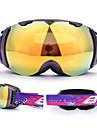 BASTO Skidglasögon för Herr Dam UV-skydd Justerbar storlek Anti-Fog