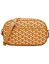 Dam PU Crossbody-väska Geometriska mönster Svart / Vin / Vit
