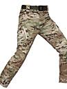 Herr Jaktbyxor med kamouflagemönster Slitsäker Bekväm Vår Sommar Höst Kamouflage för Kamoflage M L XL XXL XXXL / Vinter