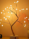 LED Pearl Cherry Blossom Christmas Tree Light Home Decoration Ball Table Lamps Night light for Home Indoor Bedroom Wedding Christmas Party Decoration
