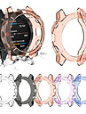 Soft Crystal Clear TPU Protector Case Cover For Garmin Fenix 6 Pro Smart Watch Protective Accessories