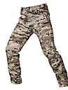 Herr Jaktbyxor med kamouflagemönster Vindtät Solskyddskräm Slitsäker Bekväm Vår Sommar Höst Kamouflage för Kamoflage S M L XL XXL / Vinter