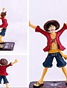 Anime Actionfigurer Inspirerad av One Piece Monkey D. Luffy CM Modell Leksaker Dockleksak Herr Pojkar Flickor Klassisk Kul