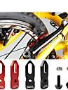 Cykelbromsar och delar Aluminium Minskar skavsår Hållbar Enkel att sätta på Till Mountain Bike hopfällbar cykel Cykelsport