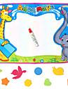 Teckningsleksak Kreativ Vackert Dekompressionsleksaker Föräldra-Barninteraktion Tyg Barn Alla Leksaker Present 1 pcs