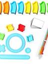 Teckningsleksak Kreativ Kreativ Focus Toy Föräldra-Barninteraktion Plastskal Tonåring Alla Leksaker Present 1 pcs