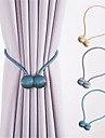 kreativní kravata korálek magnetický uzávěr magnetický uzávěr vázací lano jednoduchý závěs magnetický uzávěr vázání 2 kusy