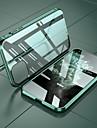 Capinha Para Apple iPhone 12 / iPhone 12 Mini / iPhone 12 Pro Max Antichoque Capa traseira Solido Aluminio