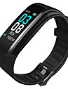 VO378 Plus Smart Wristband Bluetooth Fitness Tracker for IOS/Samsung/Android Phones Support Heart Rate/Blood Pressure Monitor