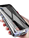 Capinha para apple iphone 11 / iphone 11 pro / iphone 11 pro max privacidade / dupla face imas de vidro temperado armacao de para-choques de metal capa protetora de corpo inteiro para iphone x / xs xr
