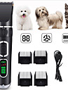 Dog Grooming Grooming Clippers ABS+PC Clipper & Trimmer Portable Washable Travel Pet Grooming Supplies Black