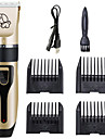 Dog Grooming Grooming Clippers Plastic Clipper & Trimmer Portable Washable Travel Pet Grooming Supplies Gold