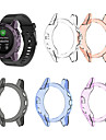 For Garmin Fenix 5 Replacement TPU Protective Case Cover Shell Transparent