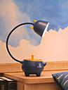 Luminaria de Escrivaninha Recarregavel / Protecao para os Olhos / Ajustavel Contemporaneo Moderno Carregamento USB Para Quarto / Quarto de Estudo / Escritorio DC 5V Rosa / Verde / Branco