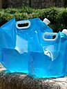 venkovní vodní pytle skládací přenosné pití tábor vaření piknik bbq vodní kontejner taška nosič auto 10l vodní nádrž