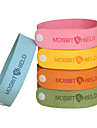 10pcs Mosquito Repellent Bracelets Mosquito Repellent Wristbands Portable Repellent Anti-Mosquito For Office Baby Indoor Outdoor Adults Kids Teenager
