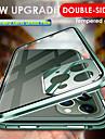 caixa magnetica para iphone 11 caixa anti-peep caixa de vidro dupla face capa de privacidade para iphone se 2020/11 pro / 11 pro max / x / xs / xr / xs max / 8plus / 8 / 7plus / 7 360 caixa de prote
