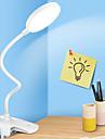 Luminaria de Escrivaninha Recarregavel / Protecao para os Olhos / Ajustavel Contemporaneo Moderno Carregamento USB Para Quarto / Quarto de Estudo / Escritorio DC 5V