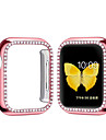 Cases For Apple Watch Series 5 / Apple Watch Series 4/3/2/1 Plastic Compatibility Apple