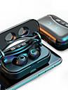 LITBest G08 TWSトゥルーワイヤレスヘッドフォン ワイヤレス 充電ボックス付き 防水IPX7 スマートフォン向けモバイル電源 LEDパワーディスプレイ 携帯電話