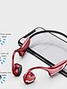 litbest h9骨伝導ヘッドフォンbluetooth5.0 stero耐汗性ipx5ワンタッチコントロールhdコールスポーツ