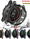 Protective Case Cover for Garmin Fenix 5 5 Plus 5X 5X Plus TPU Protection Cover Shell Smart Watch Bracelet Colorful Protective Cover Cover Hard Shockproof