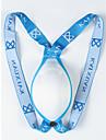Men\'s Basic G-string Underwear - Normal Low Waist White Black Blue S M L