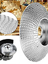 100mm Grinding Wheel 3.9in High Hardness Steel Round Angle Grinder Polishing Disc Molding Accessories for Quick