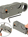 automatsko uklanjanje kabela višestrukih kabela podesiva dvostruka noža rg6 / 59 kombinirana kliješta
