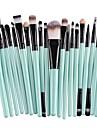 Professional Makeup Brushes 20pcs Professional Soft Full Coverage Comfy Plastic for Makeup Brush Set