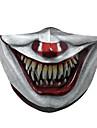 Obličejový kryt Pánské Polyester Jedna velikost Bílá 1ks / balení Dospělí Proti UV-záření Denní Základní Celý rok