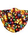 Obličejový kryt Pánské Polyester Jedna velikost Duhová 1ks / balení Dospělí Proti UV-záření Denní Punk & Gothic Celý rok