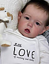 20 tum Reborn-dockor Baby- och småbarnsleksak Reborn Baby Doll Liam Nyfödd levande Handgjord Simulering Floppy Head Duk Silikon Vinyl med kläder och accessoarer för flickors födelsedags- och