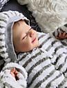20 tum Reborn-dockor Baby- och småbarnsleksak Babypojkar Reborn Baby Doll april Nyfödd levande Handgjord Simulering Duk Silikon Vinyl med kläder och accessoarer för flickors födelsedags- och