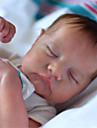 20 tum Reborn-dockor Baby- och småbarnsleksak Reborn Baby Doll Levi Nyfödd Simulering Floppy Head Naturlig hudton Duk Silikon Vinyl med kläder och accessoarer för flickors födelsedags- och