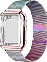 Watch kapela pro Apple Watch Series 6 / SE / 5/4 44 mm / Apple Watch Series 6 / SE / 5/4 40 mm Apple Milánská smyčka Nerez Poutko na zápěstí