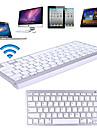 Mini Classic Wholesale Professional Ultra-slim Wireless Keyboard Bluetooth 3.0 Keyboard Teclado for Apple for Series iOS System