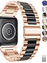 Watch kapela pro Apple Watch Series 6 / SE / 5/4 44 mm / Apple Watch Series 6 / SE / 5/4 40 mm / Řada Apple Watch 3/2/1 38 mm Apple Obchodní skupina Nerez Poutko na zápěstí