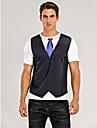 Men\'s T shirt Shirt 3D Print Graphic 3D Print Short Sleeve Going out Tops Streetwear Punk & Gothic Round Neck Black / Summer / Club