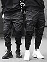 pantalons de jogging pour hommes longs multi-poches mode en plein air decontracte coupe decontractee streetwear avec pantalon cargo a cordon
