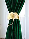 1 kus magnetické opony tiebacks perleťové opěrky moderní dekorativní opona rouška tie backs držák pro domácí kancelář tenký nebo tlustý zatemnění čiré ošetření okna