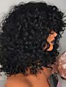 peruca bob encaracolado curto perucas de cabelo humano com franja cabelo brasileiro remy couro cabeludo top maquina peruca encaracolada para mulheres negras