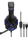 soyto sy830mv gaming headset usb e 3,5 mm fone de ouvido microfone combo cabo fone de ouvido e-sport para jogos ps4