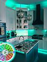 LED Strip Lights WIFI App Intelligent Control 5050 2x10m 65ft RGB LED Smart Strip Light with IR 24 Key Controller or DC12V Adapter Kit